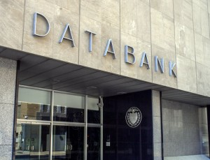 Exterior of Databank Dallas